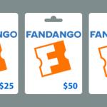 Free Fandango Gift Card