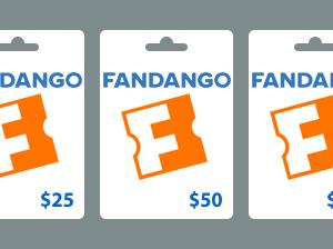 Free Fandango Gift Cards