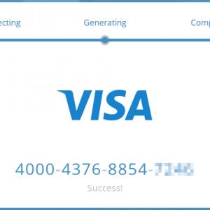 Free Visa Gift Cards