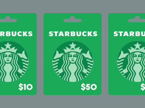 Free Starbucks Gift Card Codes