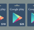 Free Google Play Gift Card