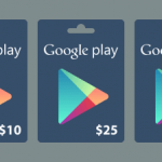 Free Google Play Gift Card