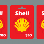 Free Shell Gift Card